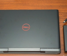 Dell Inspiron N7577 I7-7700HQ VGA GTX 1050Ti